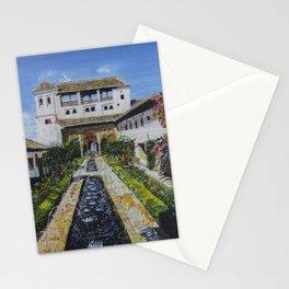 Palacio de Generalife Stationery Cards