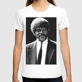 Jules Winnfield Portrait T-shirt