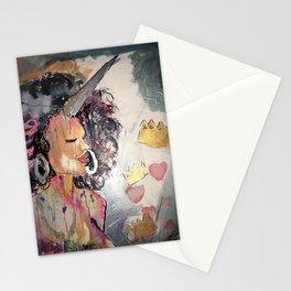 Black Unicorn: Sugar Oompa Loompa Stationery Cards