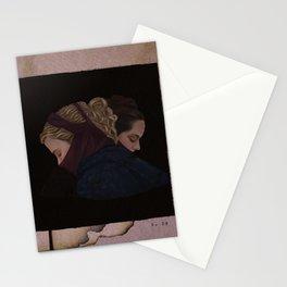 portrait of a lady on fire Stationery Cards