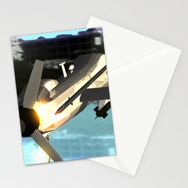 Fly:MQ-1 Stationery Cards
