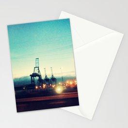 Seattle Sky Stationery Cards