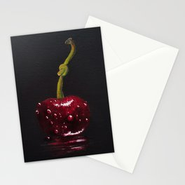 Twisted Cherry Stationery Cards