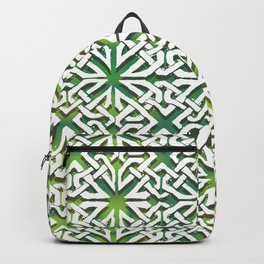Tangled Geen Backpack