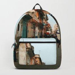 Mornings in Havana Backpack