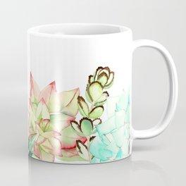 Succulent Medley Coffee Mug
