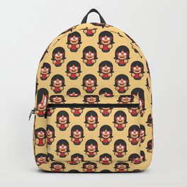 Linda Belcher Pattern Backpack