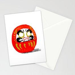 Daruma Stationery Cards