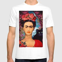 Frida Kahlo   c T-shirt