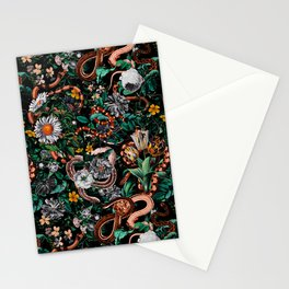 Dangers in the Forest V Stationery Cards