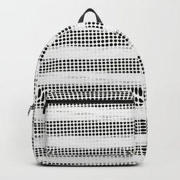 Black Diamonds Gross Stripes /Strokes/Lines Backpack