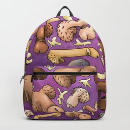 Penis print Backpack
