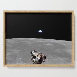 Nasa Picture 2: Apollo 11 the lunar module Serving Tray