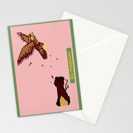 Go, Mordecai! Stationery Cards