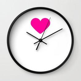 Heart Life | Love Life Wall Clock
