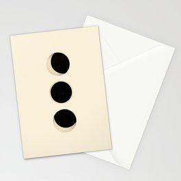 Moonlight  Stationery Cards