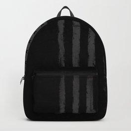 Grey American flag Backpack
