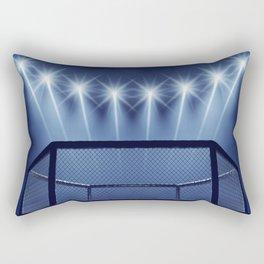 MMA arena Rectangular Pillow