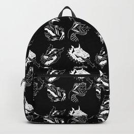 Beasts in Black Backpack