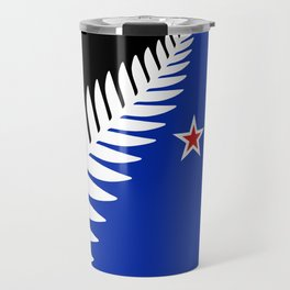 Proposed new Flag design for New Zealand Travel Mug
