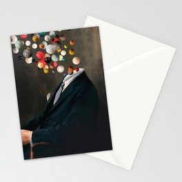 Existentialist / Nelson reflects  (2020) Stationery Cards