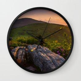 Photo USA Roan Mountain State Park Roan Mountain A Wall Clock