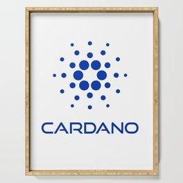 Cardano Serving Tray