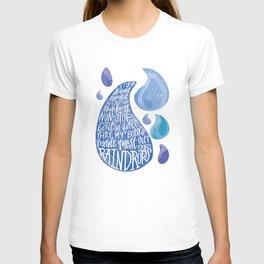 Saltwater Heart. [Switchfoot] T-shirt