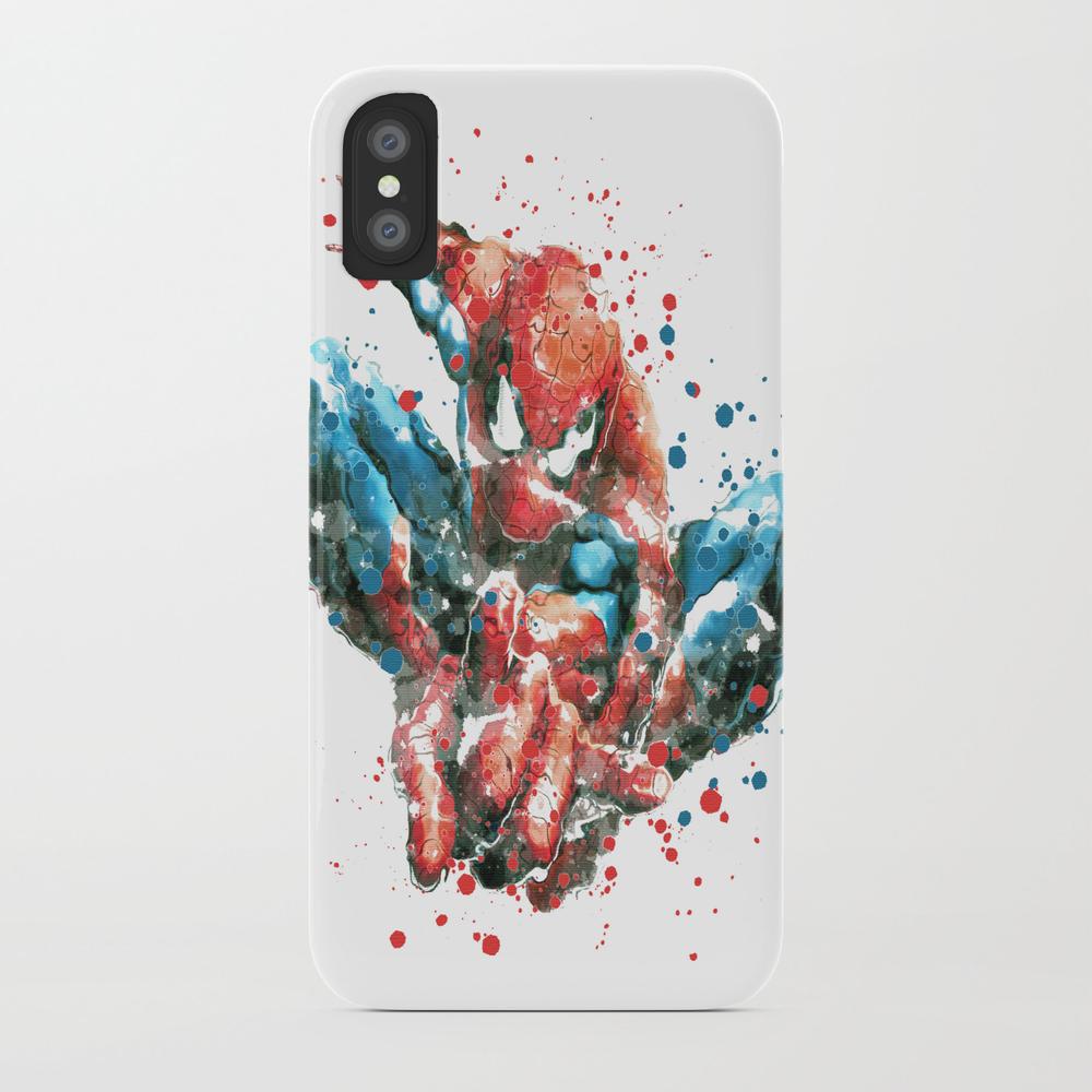 Spider-man Superhero Phone Case by Carmazoe PCS6330925