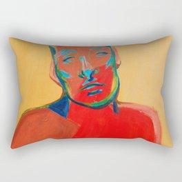 Absent Rectangular Pillow