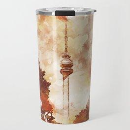 Beograd - Avala - Grafika Travel Mug