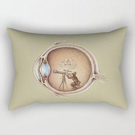 Extraordinary Observer Rectangular Pillow
