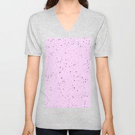 Speckled Egg | Pink Shell Unisex V-Neck