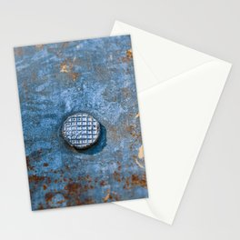 Rusts of Metal Stationery Cards