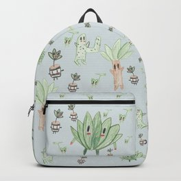 My Mom Plants Backpack