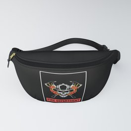 Fire Department Fire Station Fanny Pack