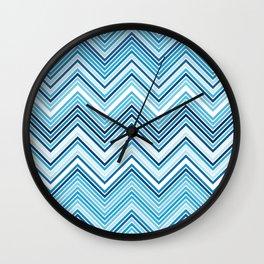 Ghiaccio Wall Clock