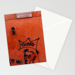 Young Rome Stationery Cards
