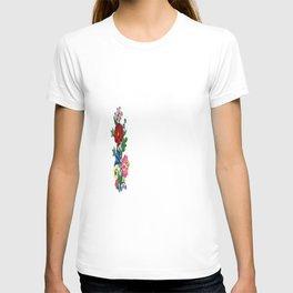 Kalocsa Motif T-shirt