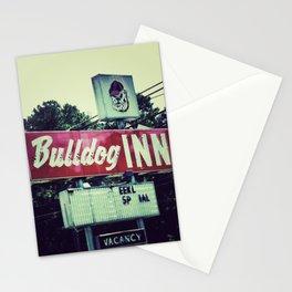 Bulldog Inn Stationery Cards