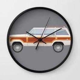 Grand Wagoneer Wall Clock