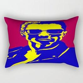 Arnold Schwarzenegger Terminator 2  Rectangular Pillow