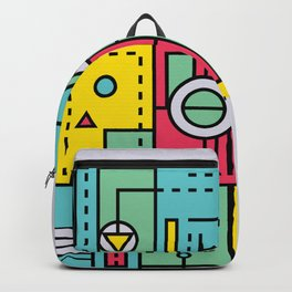 Play on words | Graphic jam Backpack