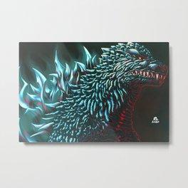 Millennium Monster Metal Print