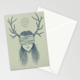 Carcosa Stationery Cards