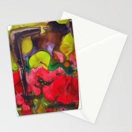 Broken Petals  Stationery Cards