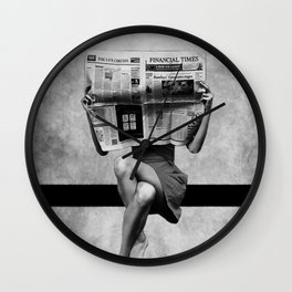 Simplicity... Wall Clock