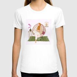 Hijabi Boss Lady T-shirt