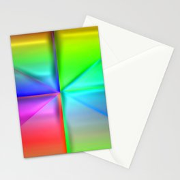 Like patchwork ... Stationery Cards