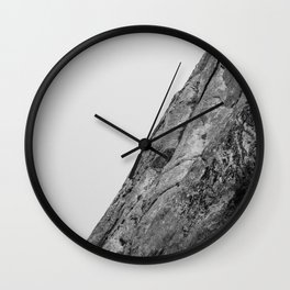 50/50 Granite and Sky Wall Clock